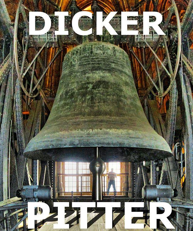 #dickerpitter #St.Petersglocke #köln #cologne https://de.wikipedia.org/wiki/Petersglocke