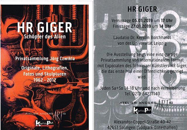 #hr_giger #alien #andersartig #künstlerpack #solingen #güterhallen