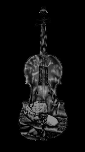 concerto per violino Frank Voß Solingen VOSS GALLERY