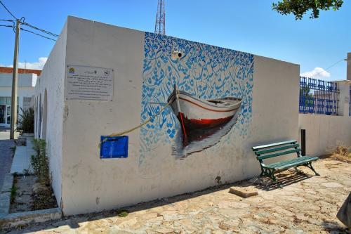 Djerbahood street art