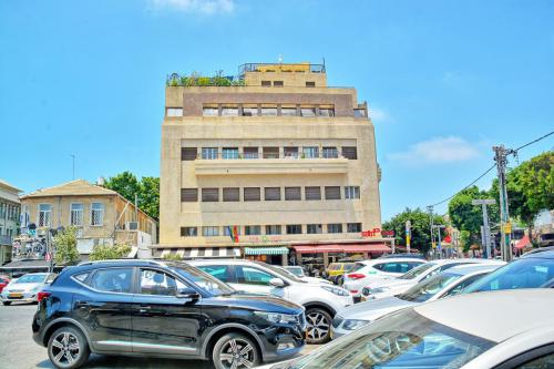 Tel Aviv Bauhaus